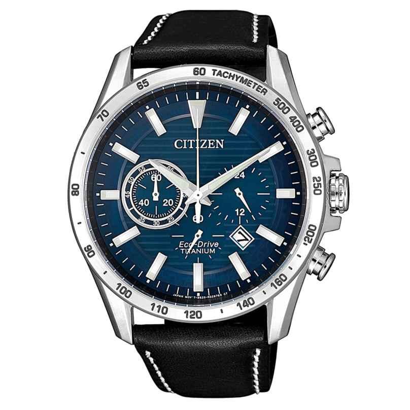 Citizen CA4440-16L Men´s Watch Eco-Drive Chronograph Titanium 4974374288189