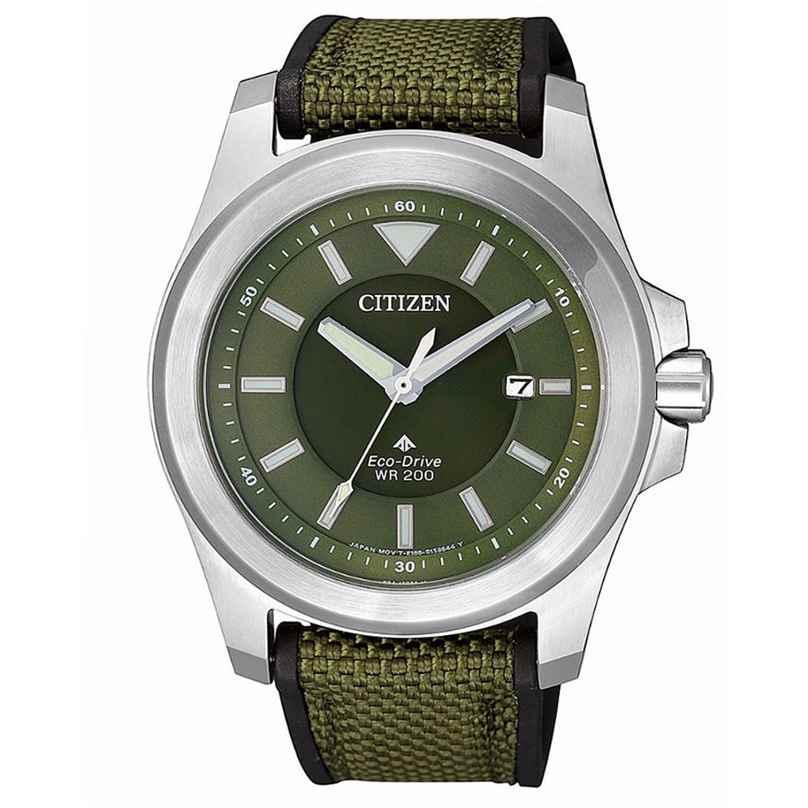 Citizen BN0211-09X Promaster Land Herren-Armbanduhr Eco-Drive 4974374281043