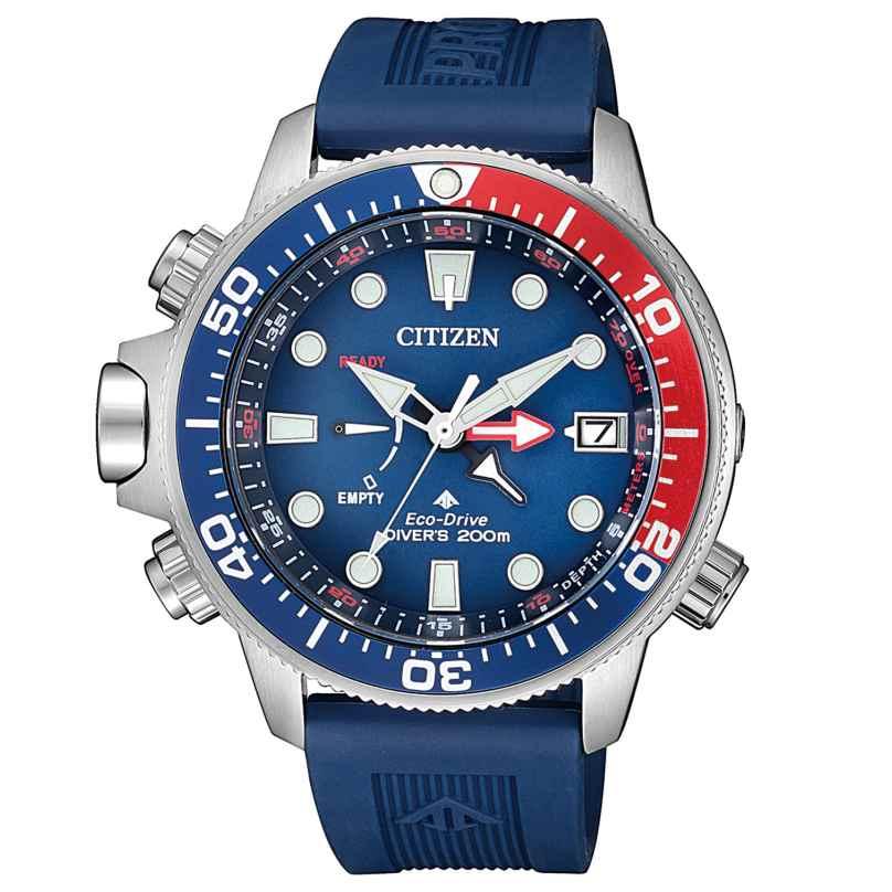 Citizen BN2038-01L Promaster Marine Taucheruhr für Herren Eco-Drive 4974374284235