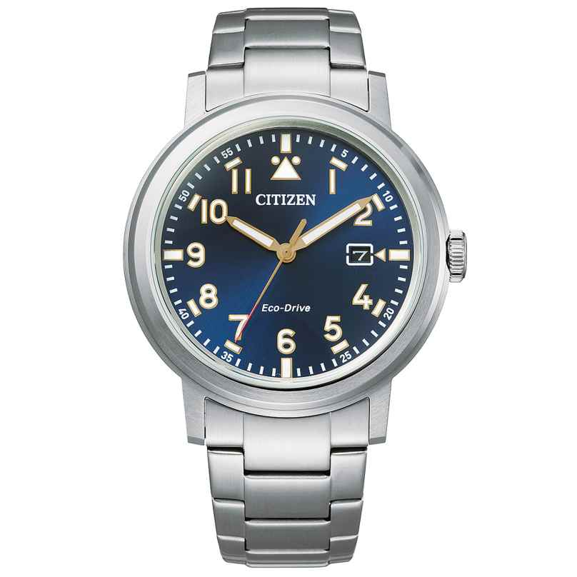 Citizen AW1620-81L Solar Watch for Men Eco-Drive 4974374294944