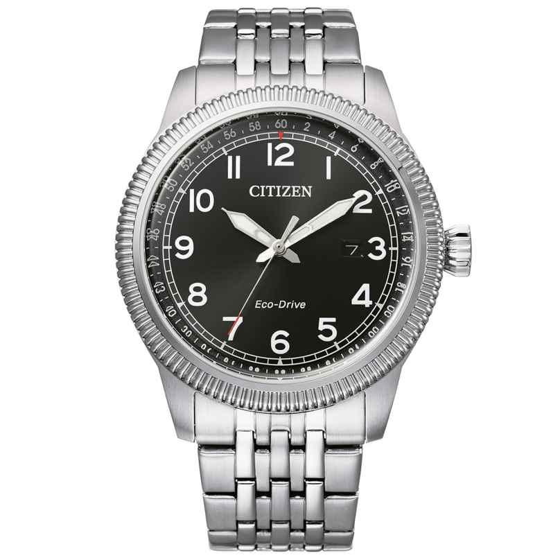 Citizen BM7480-81E Eco-Drive Herren-Solaruhr 4974374294968