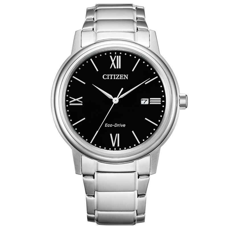 Citizen AW1670-82E Eco-Drive Solar Herrenuhr Schwarz 4974374299406