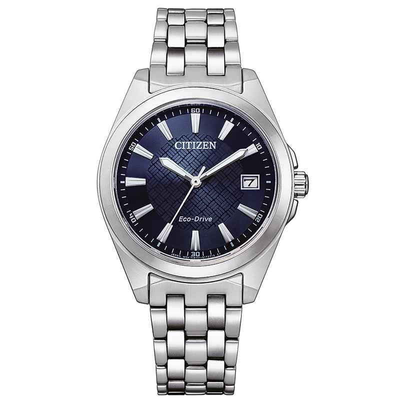 Citizen EO1210-83L Eco-Drive Solar Damen-Armbanduhr Blau 4974374304865