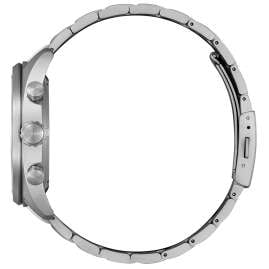 Citizen AT2480-81L Eco-Drive Men's Watch Chronograph Titanium Blue