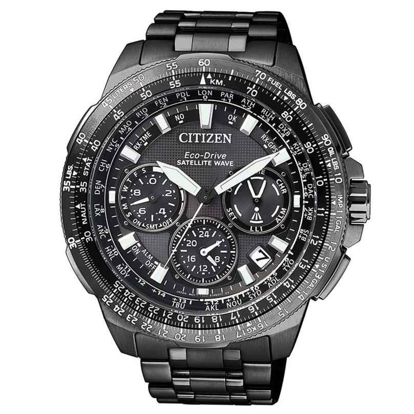 Citizen CC9025-51E Eco-Drive Satellite Wave GPS Herrenuhr 4974374258069