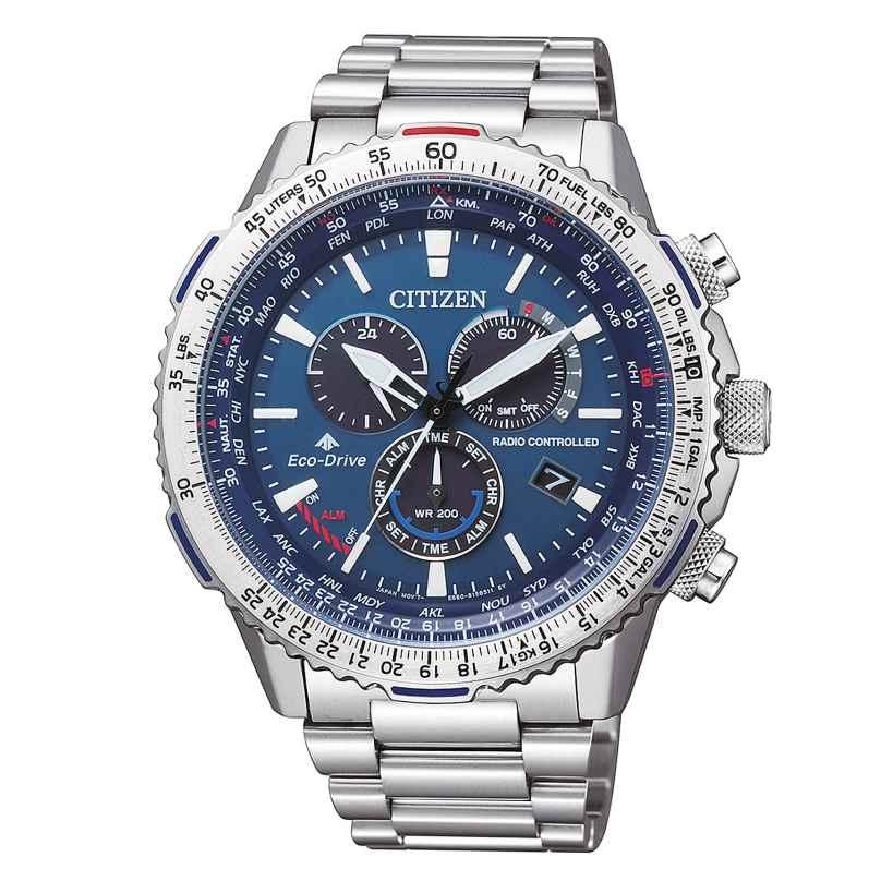 Citizen CB5000-50L Promaster Sky Eco-Drive Herren-Funkuhr 4974374277800