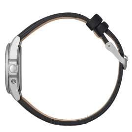 Citizen EC1180-14A Eco-Drive Funk-Solaruhr für Damen mit Lederband