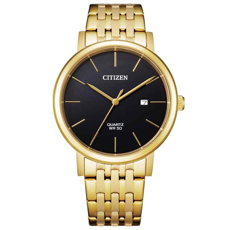Citizen BI5072-51E Herren-Armbanduhr Goldfarben 4974374275271