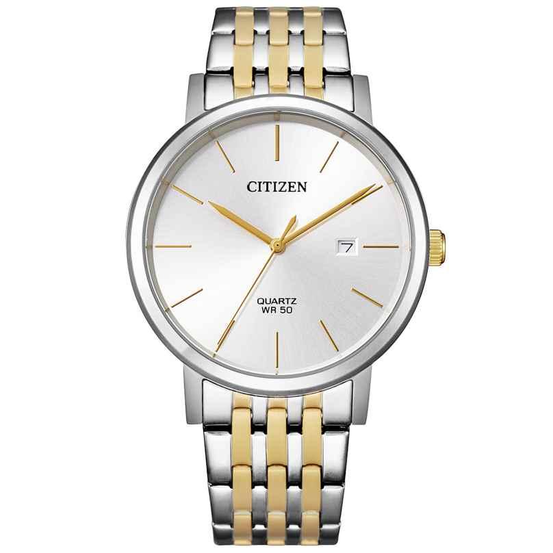 Citizen BI5074-56A Herrenuhr Bicolor 4974374275288