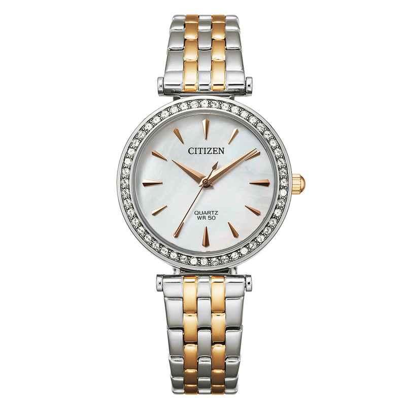 Citizen ER0216-59D Ladies' Watch two-colour 4974374296429
