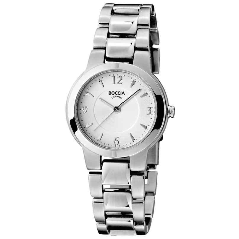 Boccia 3175-01 Titanium Ladies Watch 4040066196732