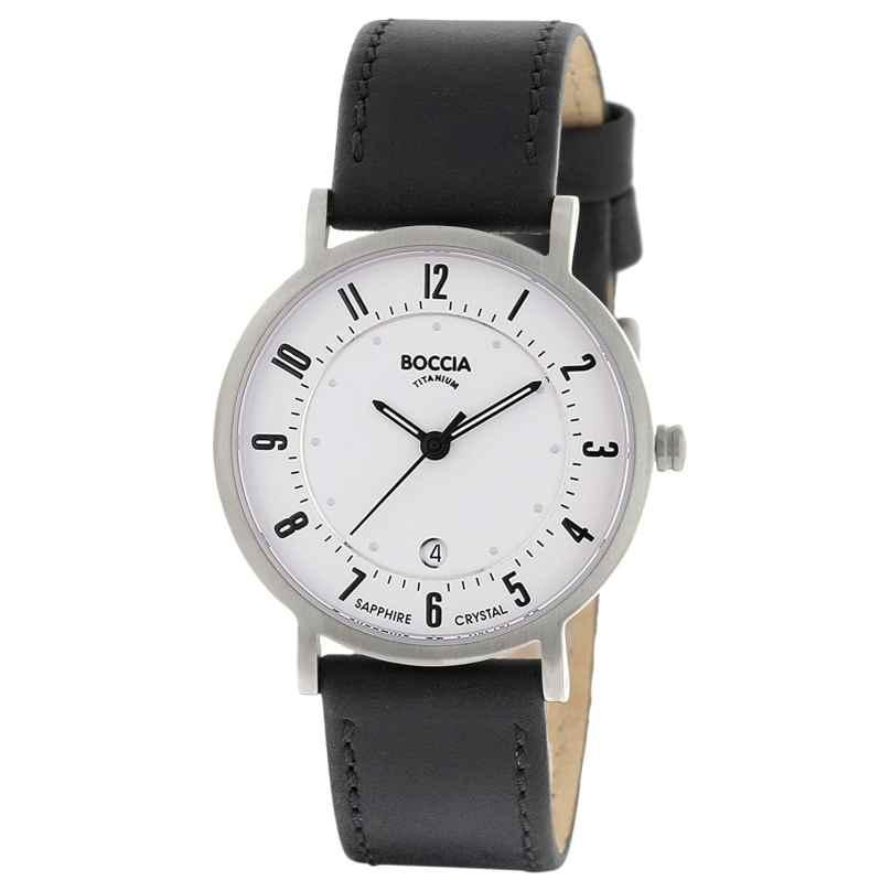 Boccia 3296-01 Titan Damen-Armbanduhr 4040066249148