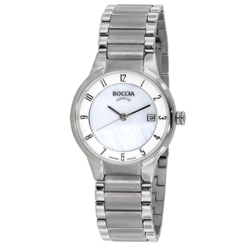 Boccia 3301-01 Titanium Ladies Watch 4040066251127