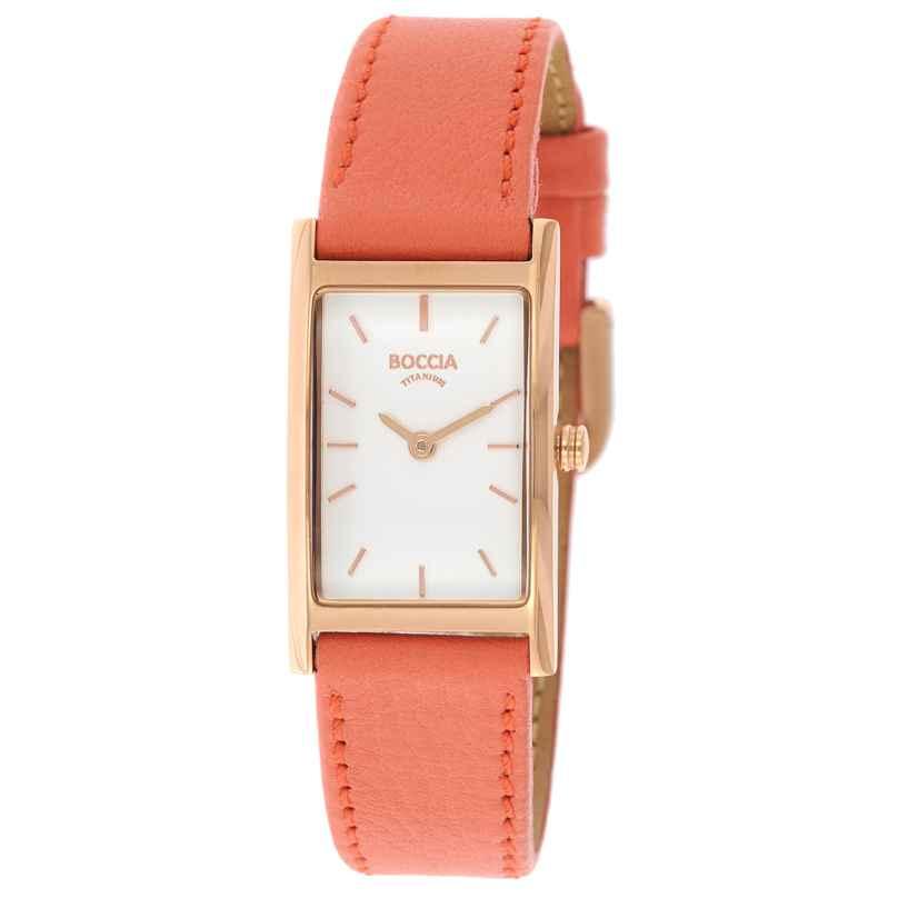 Boccia 3304-06 Damen-Armbanduhr aus Titan 4040066254098