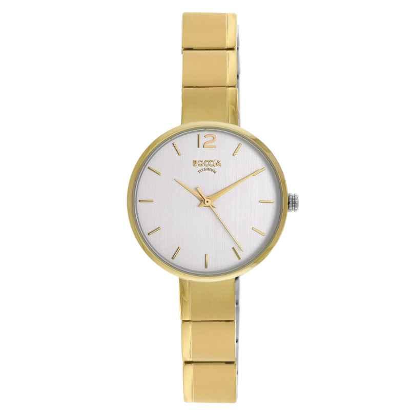 Boccia 3308-03 Ladies' Watch Titanium 4040066256481