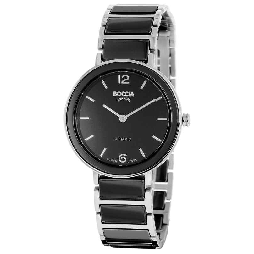 Boccia 3311-02 Titan Damen-Armbanduhr 4040066256207