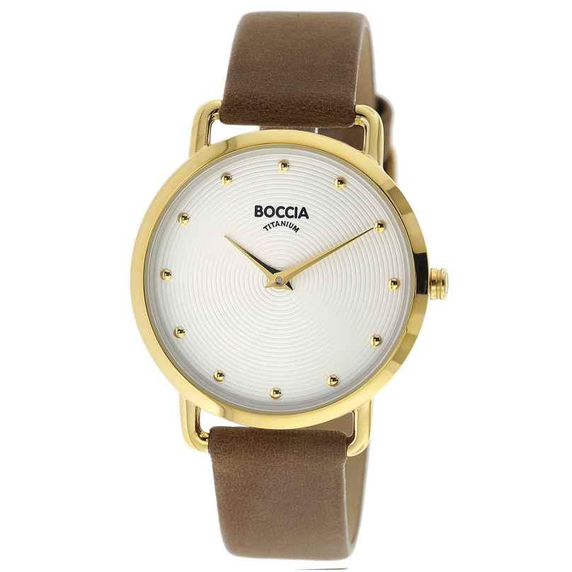 Boccia 3314-02 Titanuhr für Damen 4040066256702
