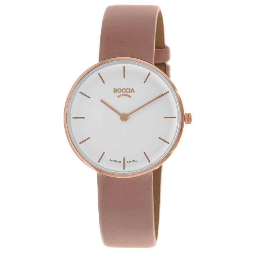 Boccia 3327-05 Ladies' Watch Titanium Sapphire Crystal 4040066262987
