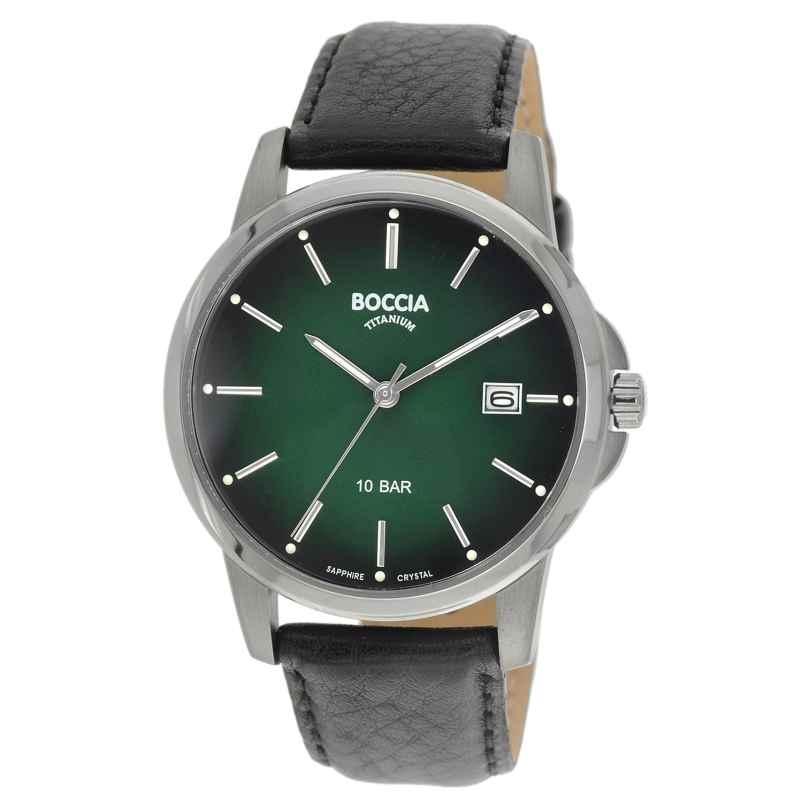 Boccia 3633-02 Herrenuhr Titan 4040066254609