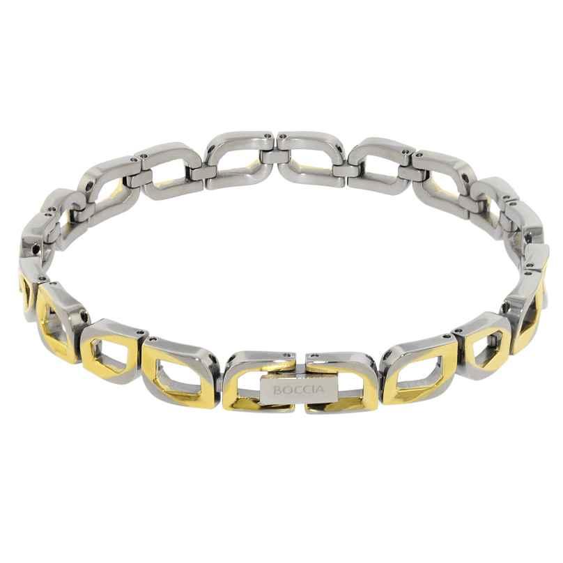 Boccia 03010-02 Titan Damenarmband 4040066238838