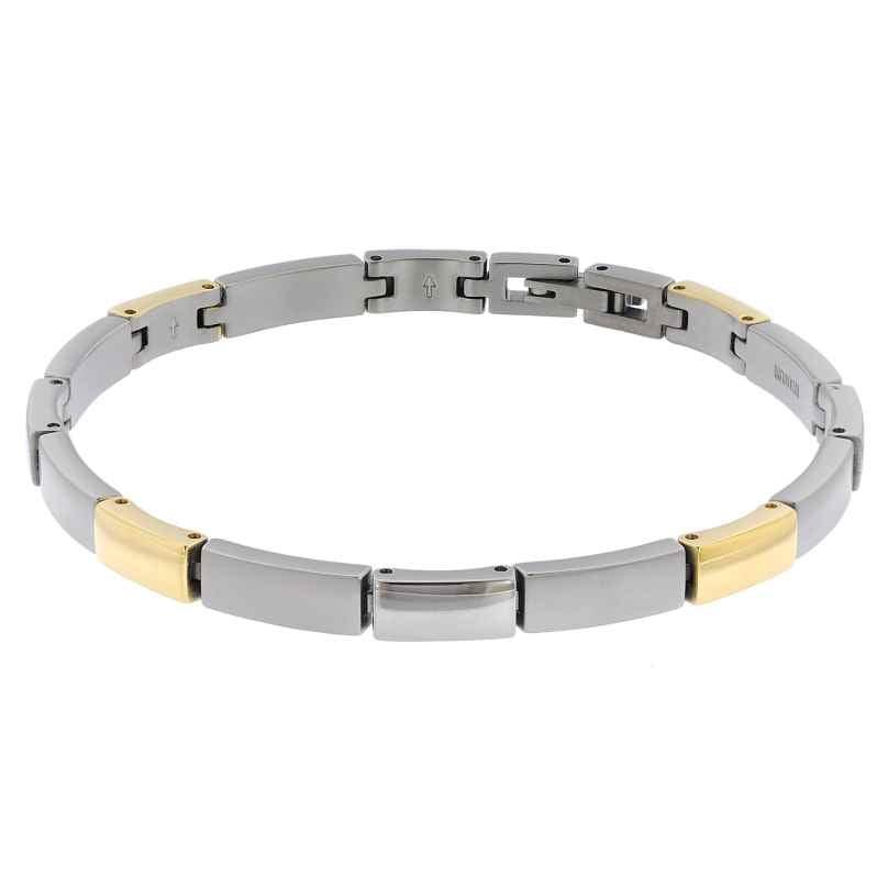 Boccia 03036-02 Damen-Armband Titan Bicolor 4040066263083