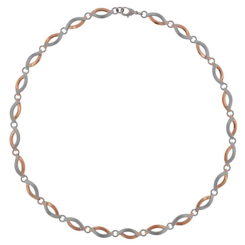 Boccia 0876-03 Damen-Halskette Titan 4040066228389