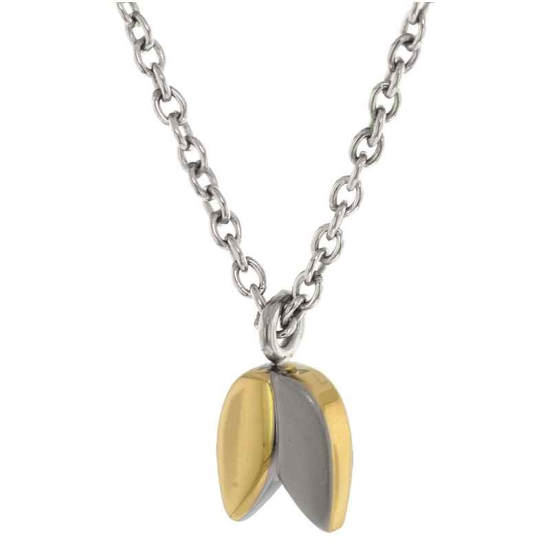 Boccia 08025-02 Damen-Halskette Titan 4040066255002