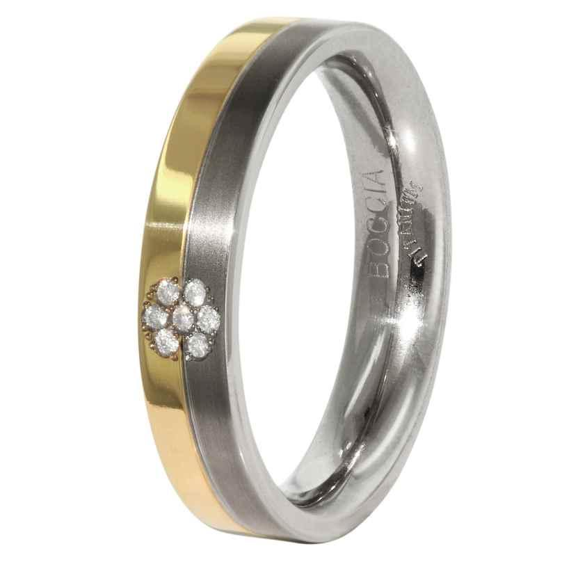 Boccia 0129-06 Titanium Damen-Ring