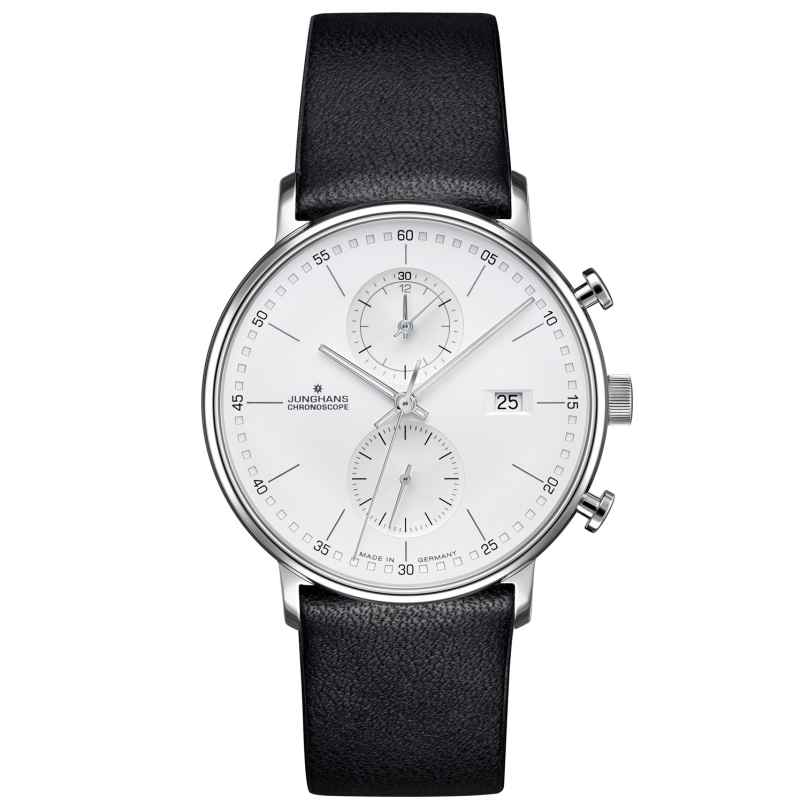 Junghans 041/4770.00 Mens Watch Chronoscope Shape C 4000897390709