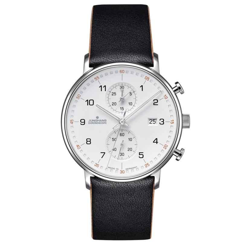 Junghans 041/4771.00 Mens Watch Chronoscope Shape C 4000897390716