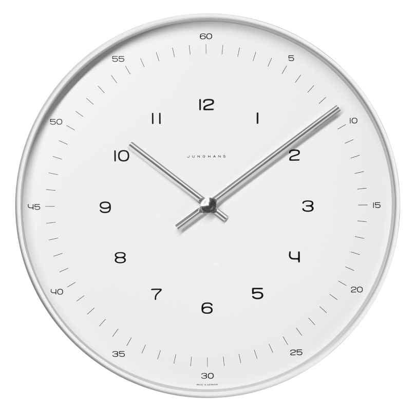 Junghans 374/7001.00 max bill Radio-Controlled Wall Clock 30 cm 4000897366292