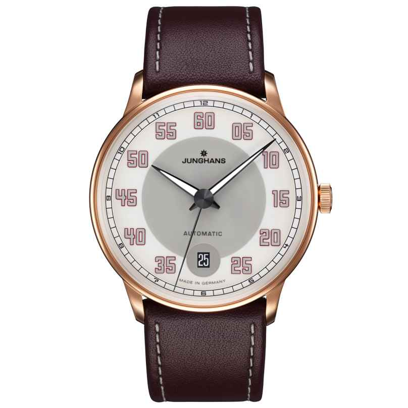 Junghans 027/7710.00 Damenuhr Meister Driver Automatic 4000897390808