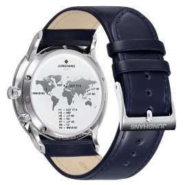 Junghans 058/4901.00 Men´s Radio-Controlled Watch Meister Mega Kleine Sekunde
