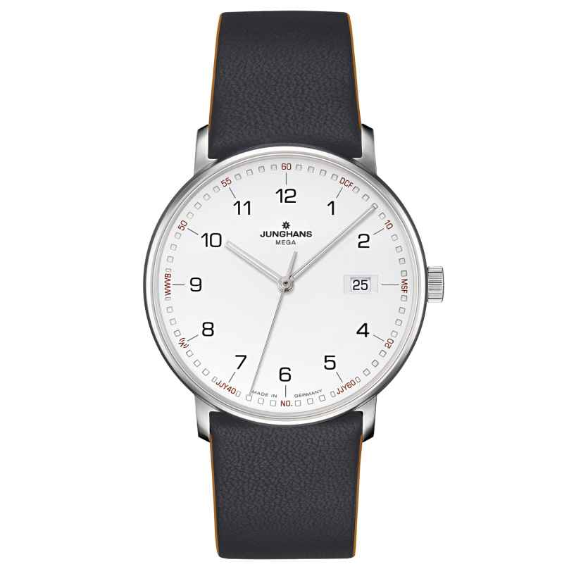 Junghans 058/4931.00 Radio-Controlled Watch Form Mega 4000897391768