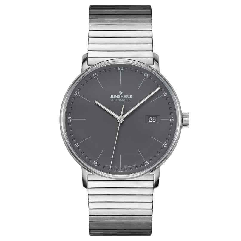 Junghans 027/4833.44 Automatik-Armbanduhr Form A 4000897391164