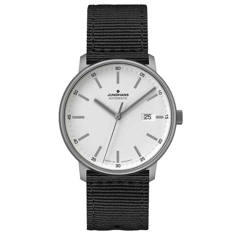 Junghans 027/2000.00 Armbanduhr Automatik Form A Titan 4000897392758