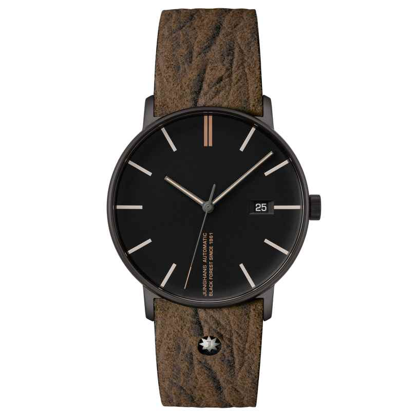 Junghans 027/4132.00 Herrenuhr Form A Edition 160 4000897393809