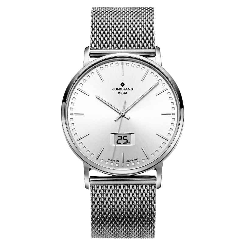Junghans 030/4941.44 Anytime Milano Gents Radio Watch 4000897386771