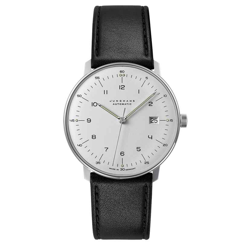 Junghans 027/4700.04 max bill Automatic Mens Watch 4000897392130