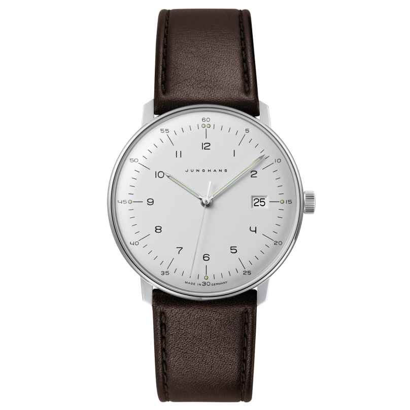 Junghans 041/4461.04 max bill Quarz Herrenuhr 4000897392208