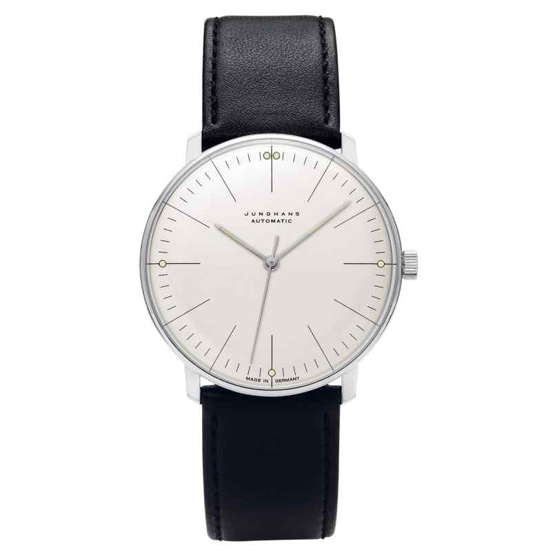 Junghans 027/3501.04 max bill Automatic Herrenuhr 4000897391980