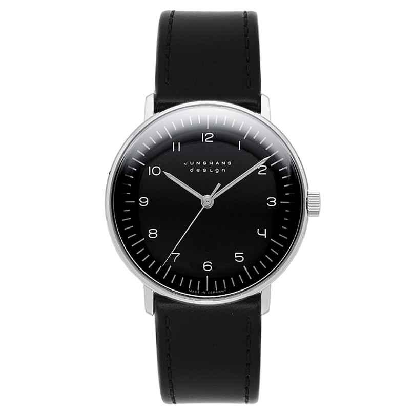 Junghans 027/3702.04 Ladies' Watch max bill Hand-Winding 4000897392031