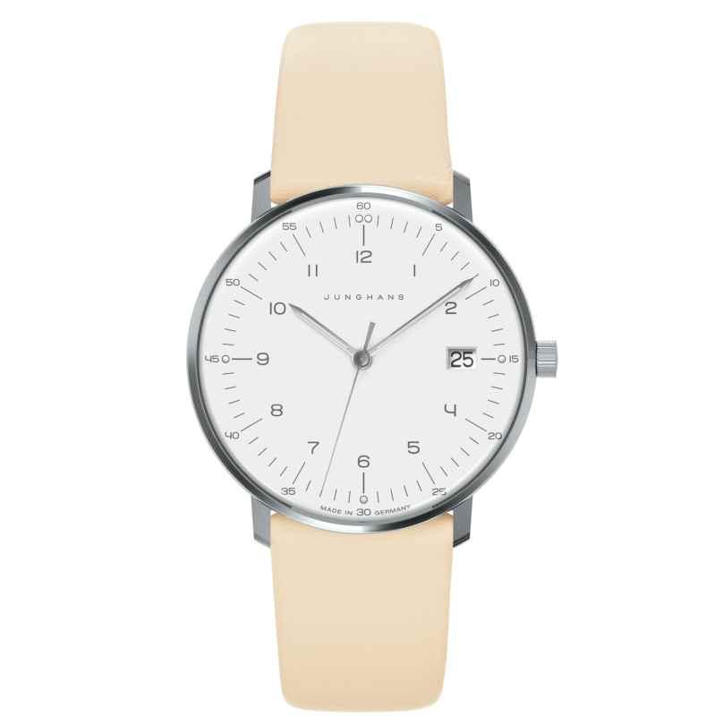 Junghans 047/4252.04 max bill Damen-Armbanduhr 4000897392314