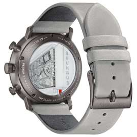 Junghans 027/4902.02 max bill Chronoscope Armbanduhr Edition Bauhaus 2019