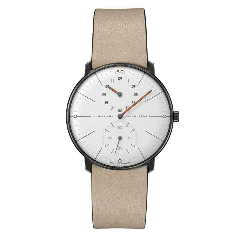Junghans 027/3190.02 Herren-Uhr Regulator aus dem max bill Edition Set 60 4000897394011