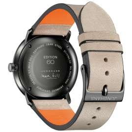 Junghans 027/3190.02 Herren-Uhr Regulator aus dem max bill Edition Set 60