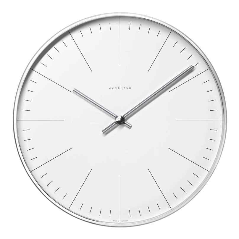 Junghans 374/7002.00 max bill Radio-Controlled Wall Clock 22 cm 4000897387273