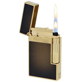 S.T. Dupont 016304 Lighter Line 2 Sunburst Bronze