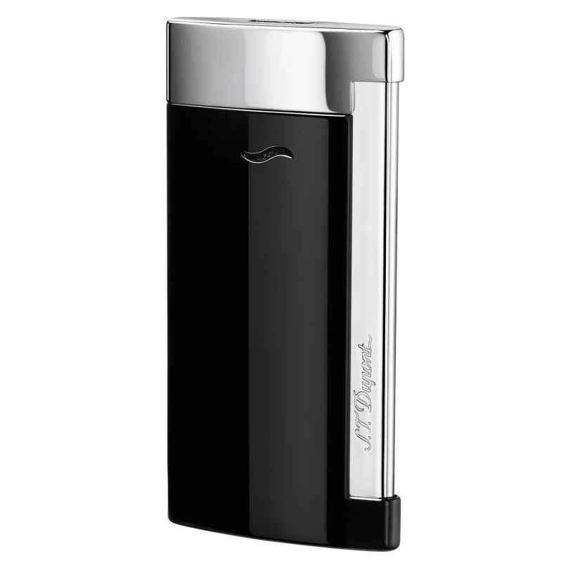 S.T. Dupont 027700 Feuerzeug Slim 7 Noir 3597390218353