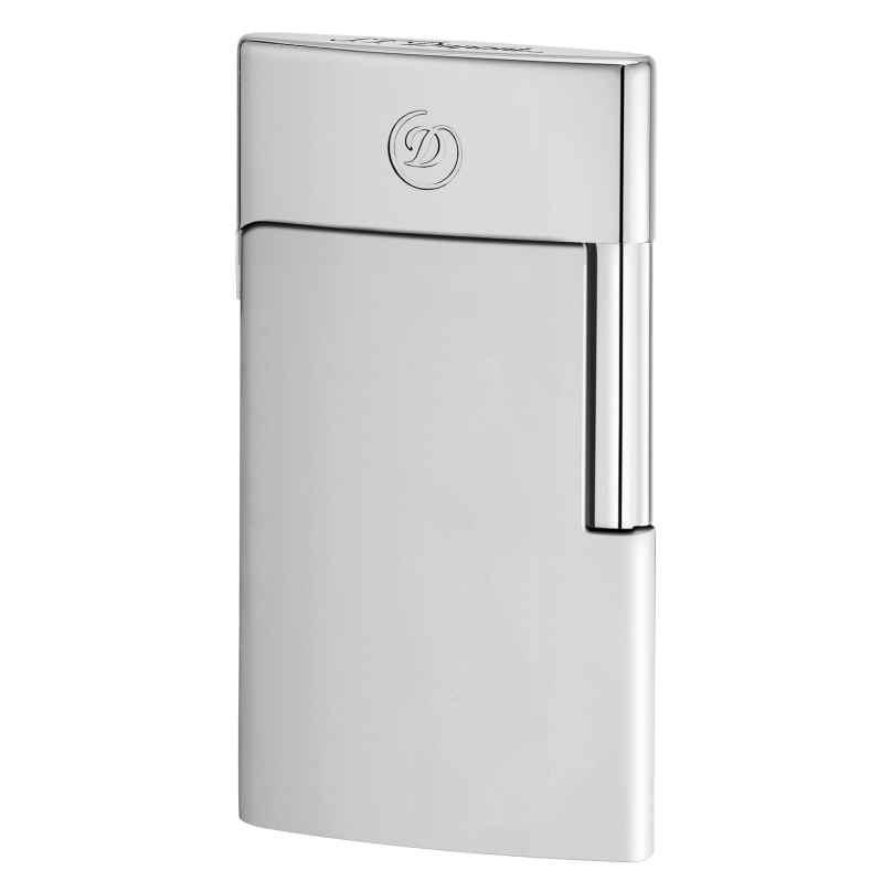 S.T. Dupont 027002E Electric Lighter E-Slim Chrome 3597390242709